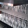 Glass Back Splash