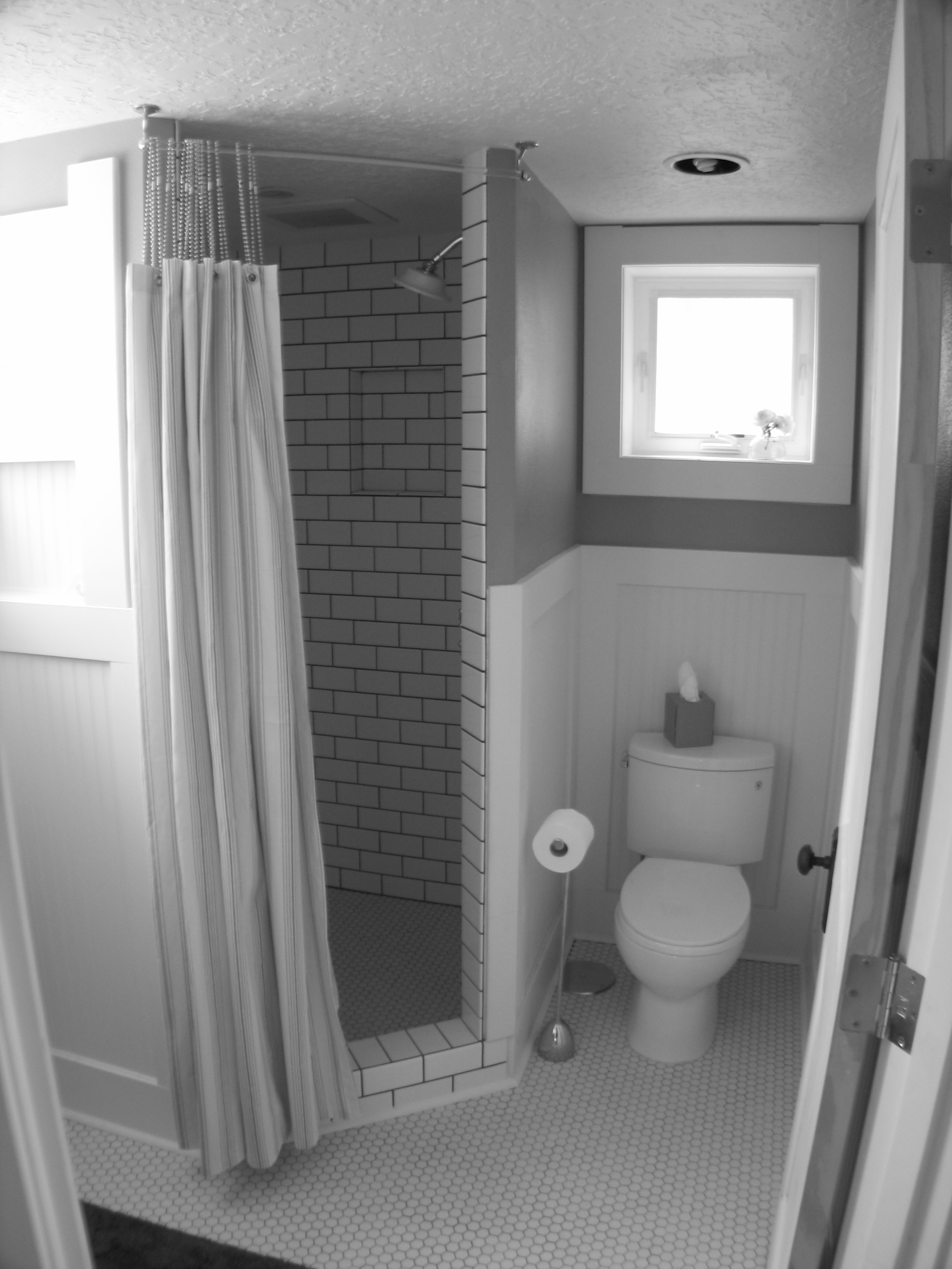 featured project kb basement bathroom b w vintage old img 1752
