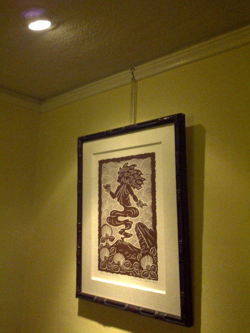 Art lighting for the masses. - Old School Renovations, Inc.