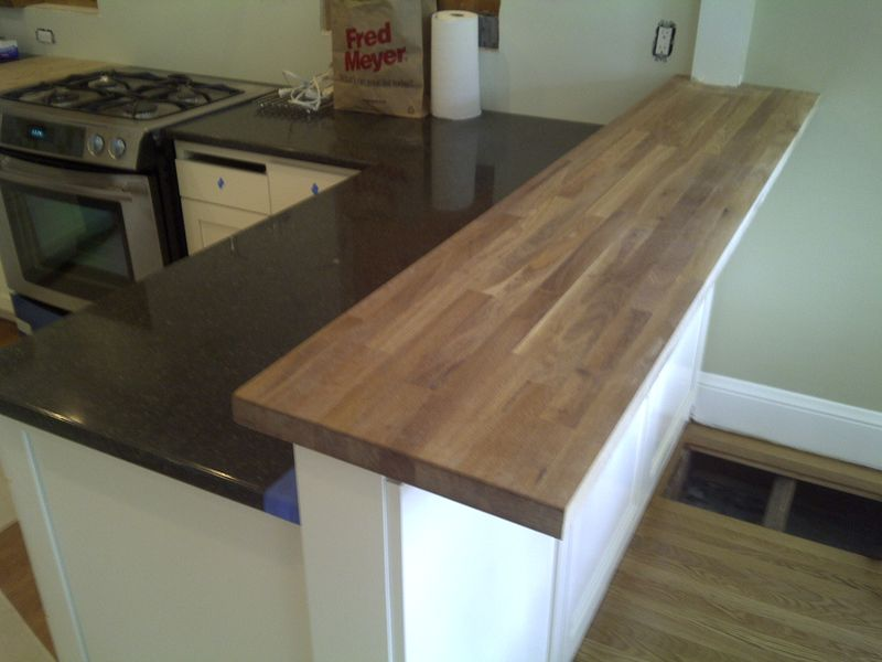 Old School Renovations, Inc.: Counter top