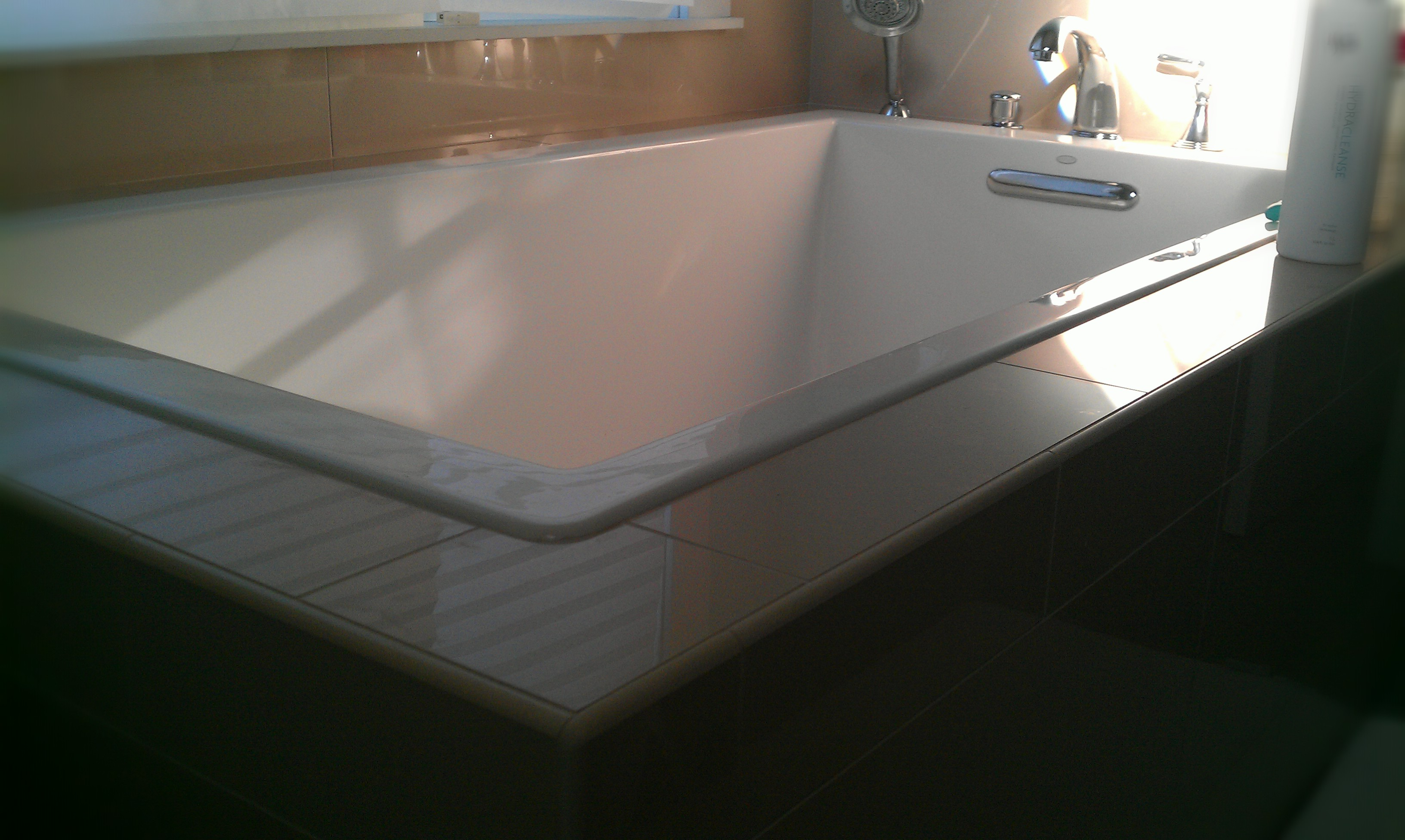 You need a bigger bath tub. - Old School Renovations, Inc.