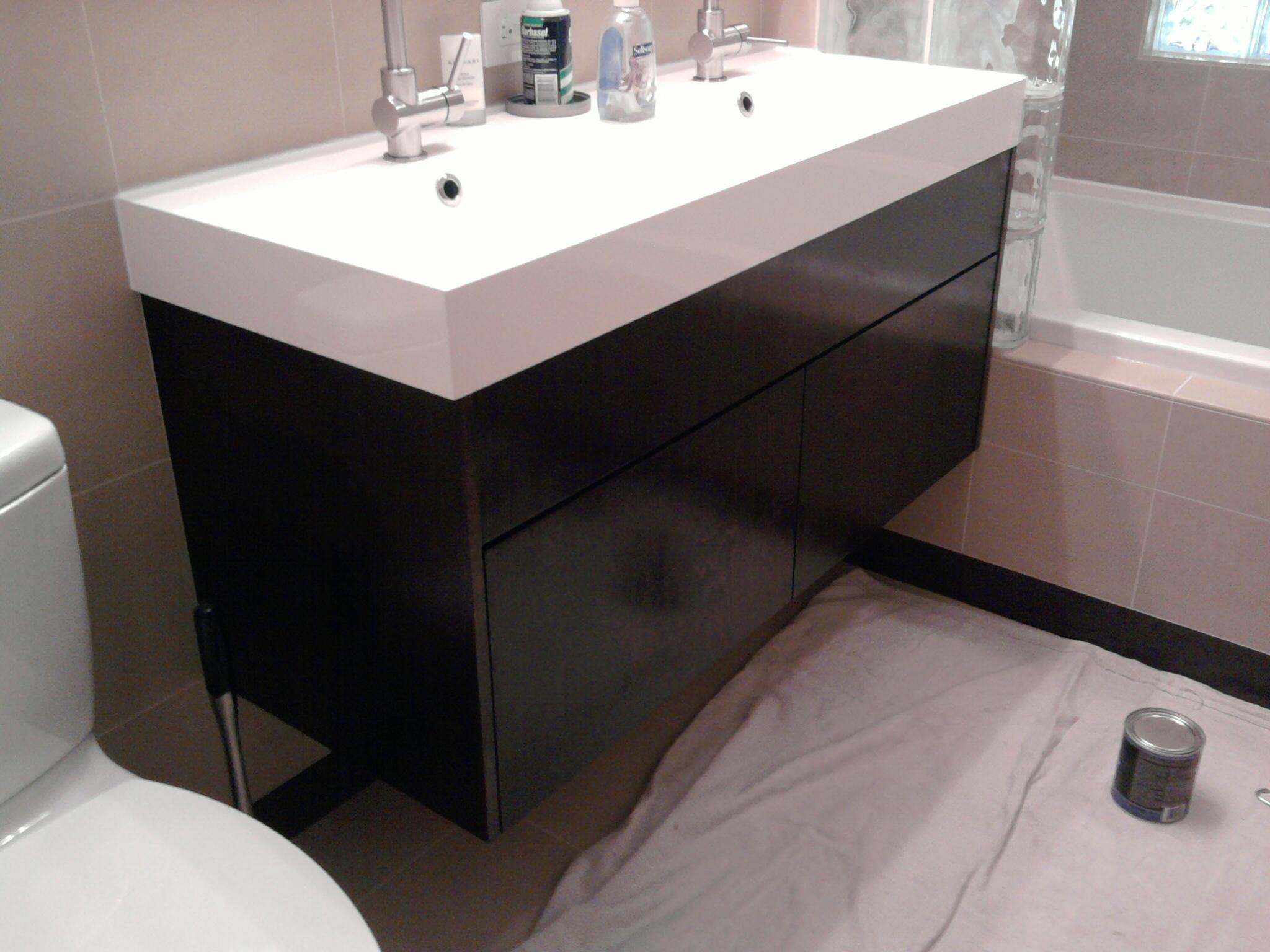 1907 school house farmhouse bathroom san luis obispo by - School Bathroom Sinks 17 Best Ideas About Double Sink Bathroom On